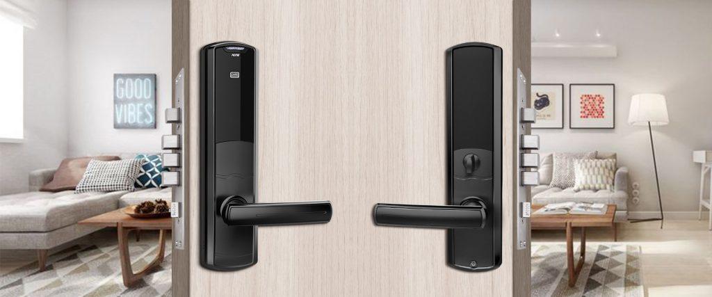 key card door lock for hotel