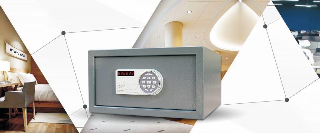 hotel digital safe box