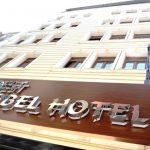 hotel door keycard system manufacturer HUNE Nobel Hotel