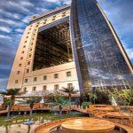 hotel door keycard system manufacturer HUNE Darvishi Royal Hotel
