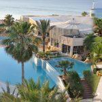 hotel room security door lock manufacturer HUNE Golden Beach Hotel