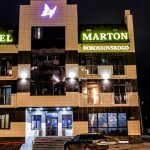 hotel electronic door locks manufacturer HUNE Hotel Marton