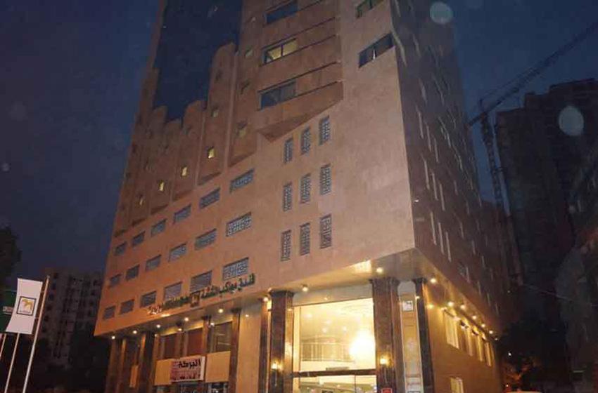 key card door lock for hotel manufacturer HUNE Mawakeb Hotel