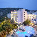 hotel key card system manufacturer HUNE Palm Hotel