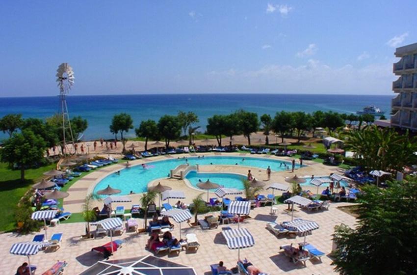 hotel door lock manufacturer HUNE Pernera Beach Hotel