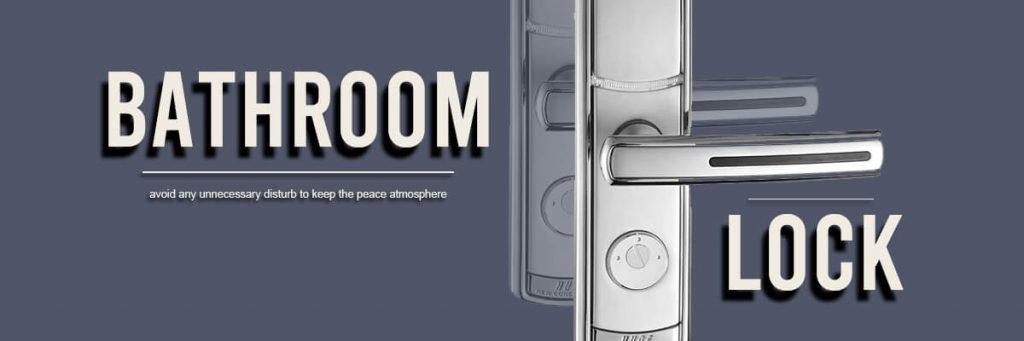 best door lock for bathroom bedroom