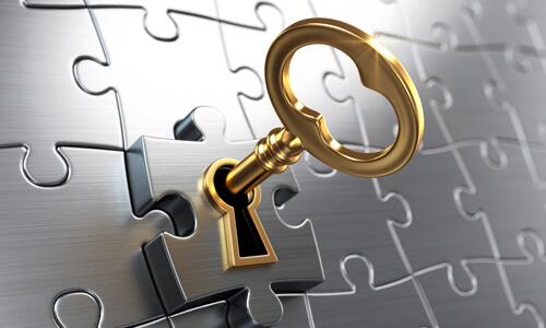 smart door lock unlock way
