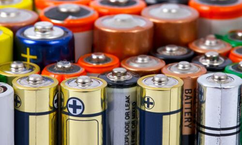 smart lock battery