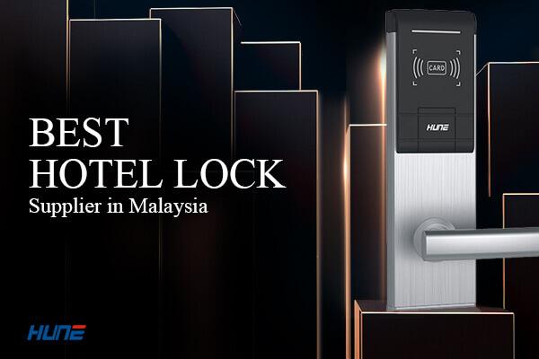 Hune digital door lock supplier in Malaysia.